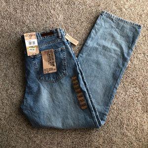 NWT! Ralph Lauren Classic Fit Jeans, Size 14 x 32